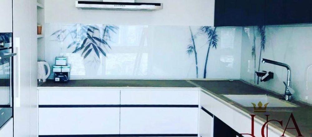 זכוכית למטבח